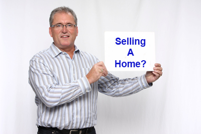Barrie Real Estate selling a home